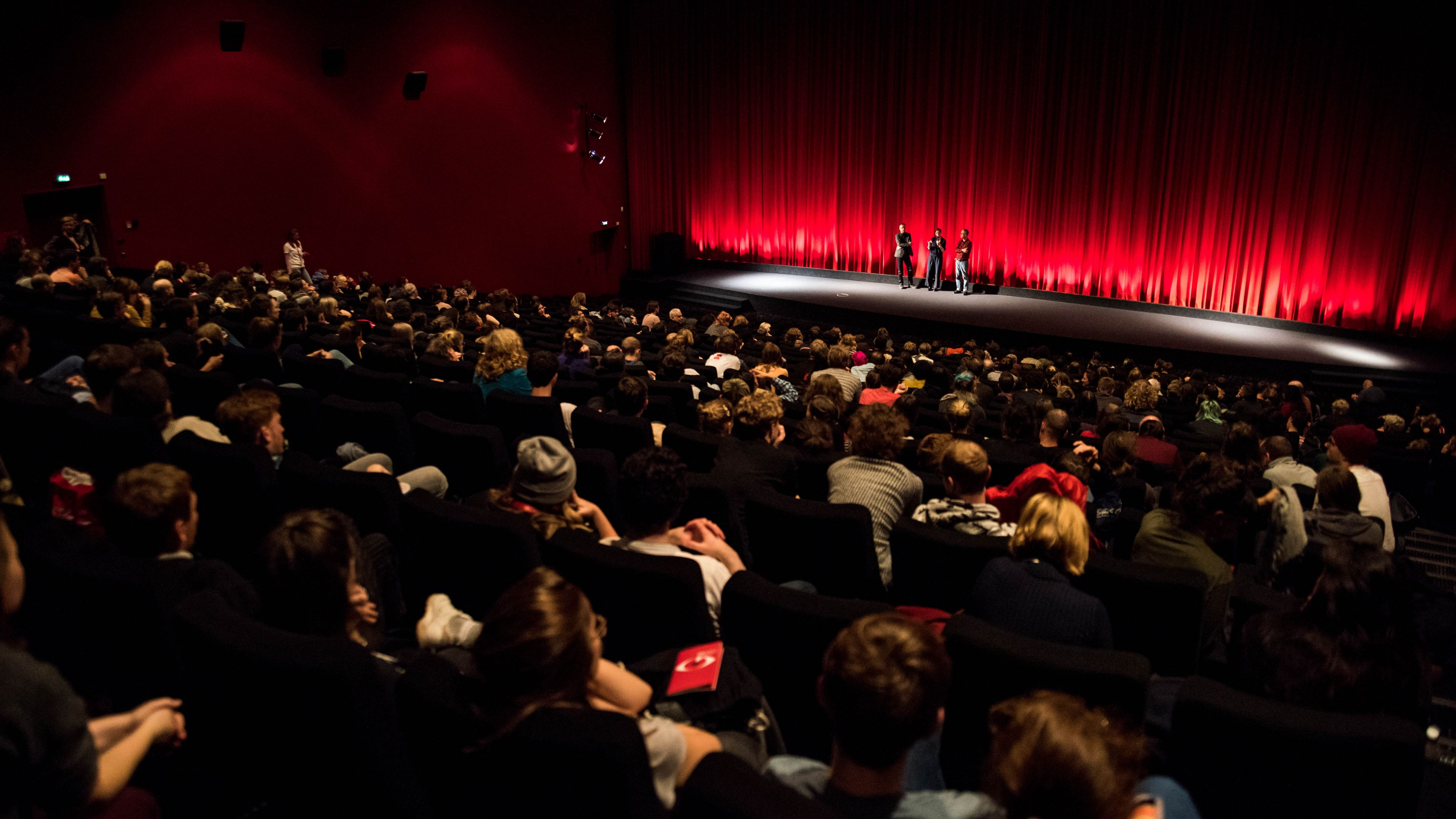 Voller Kinosaal im CineStar