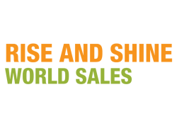 Rise and Shine World Sales