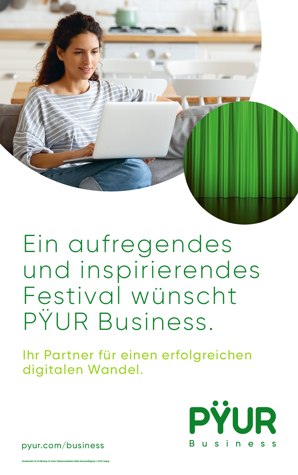Partner advertisement by Pyur Business